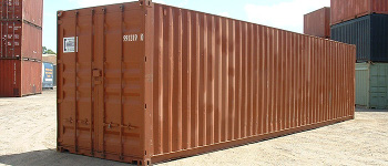 Used 40 Ft Container in Orlando