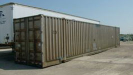 Used 53 Ft Container in M C B H Kaneohe Bay