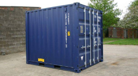 10 Ft Container Lease in Theodore