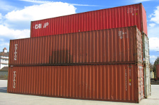 Used 48 Ft Container in Wallington